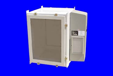 Nemaco Air Conditioned Enclosures Amp Cabinets 19 Inch
