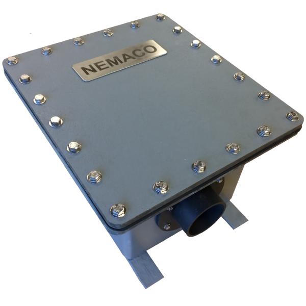 Nemaco&#8482 | NEMA 6P Enclosure, Heavy Duty Industrial, Submersible, fiberglass