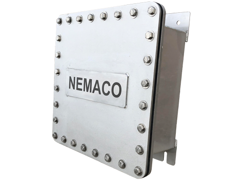 Nemaco&#8482 - Waterproof Stainless Steel NEMA 6, 6P Electrical Enclosures, IP67, IP68