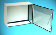 Nemaco™ - NEMA 12 Enclosures, Continuous Interior Dust Seal, Easy Quarter Turn Latches for Front Door, Nemaco Technology, LLC