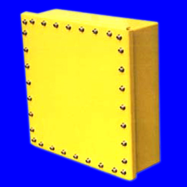 A typical example of NEMA 6P enclosure would be a 316